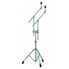 Double Cymbal Stand