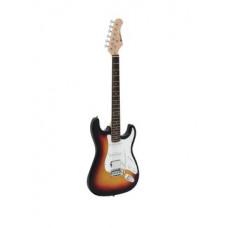 DIMAVERY ST-312 E-Gitarre, sunburst