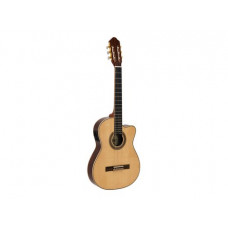 DIMAVERY TB-100 Klassikgitarre, natur