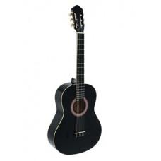 DIMAVERY AC-303 Klassikgitarre, schwarz
