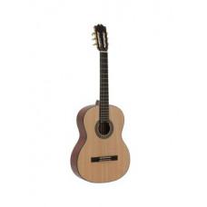 DIMAVERY AC-320 Klassikgitarre, massiv Fichte