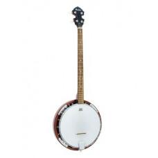 DIMAVERY BJ-04 Banjo, 4-saitig