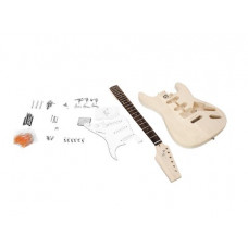 DIMAVERY DIY ST-10 Gitarrenbausatz