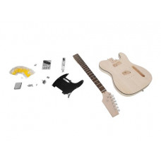 DIMAVERY DIY TL-10 Gitarrenbausatz