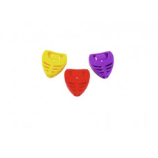 DIMAVERY Plektrumhalter, farbig sortiert
