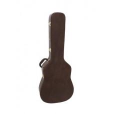 DIMAVERY Form-Case Klassik-Gitarre, braun