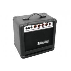 DIMAVERY BA-15 Bass-Verstärker 15W sw