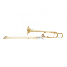 DIMAVERY TT-310 Tenor-Posaune, open-wrap, gold