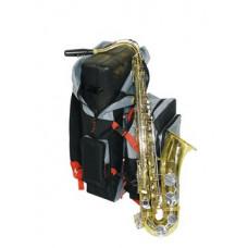 DIMAVERY Spezial-Rucksack für Saxophon
