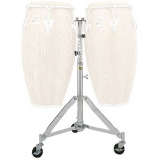 LATIN PERCUSSION CONGA STAND DOUBLE CONGA STAND