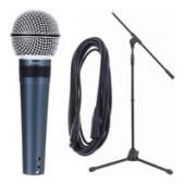 Mikrofonu komplekti