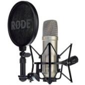 Lielas diafragmas mikrofoni